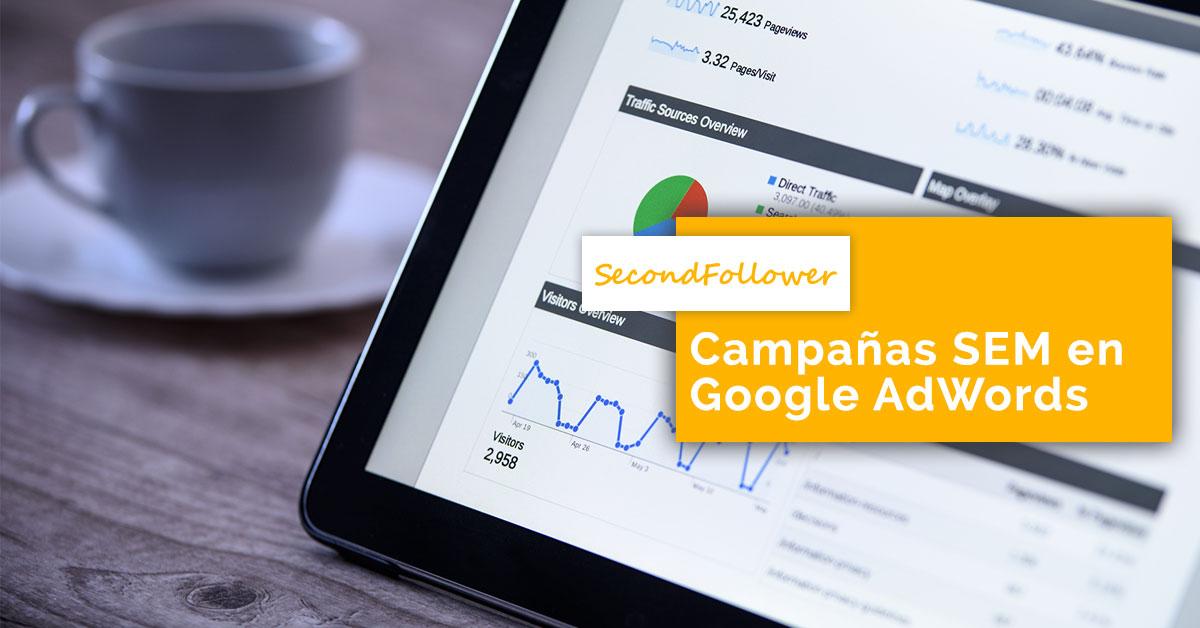 Campañas de Google en Zaragoza